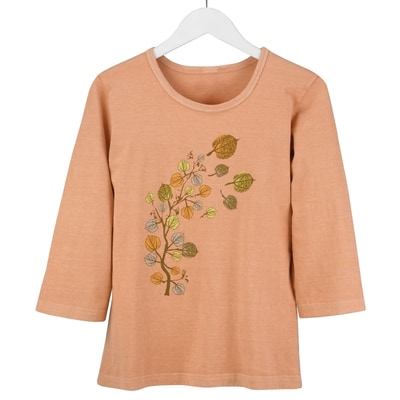 Fall Leaves Tee