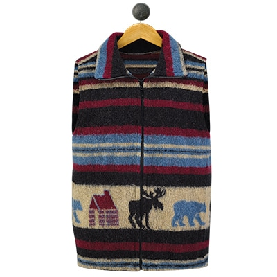 San Pablo Animals Vest