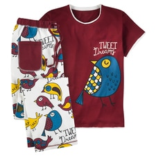 Tweet Dreams Pajamas