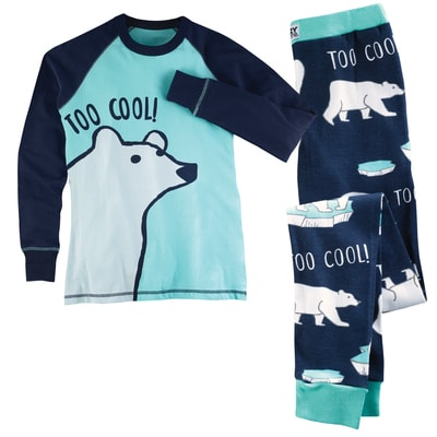 Kids Too Cool PJ Set