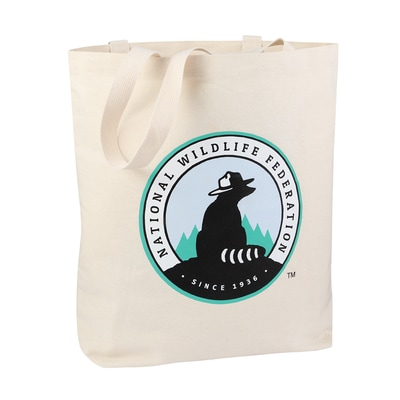 National Wildlife Federation Canvas Tote Bag