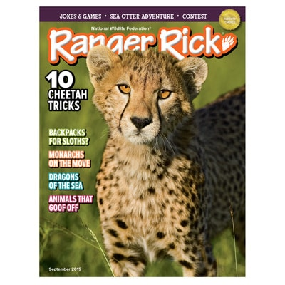 Ranger Rick Magazine September 2015