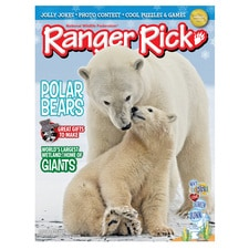 Ranger Rick Magazine December 2015/January 2016