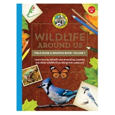 Ranger Rick Book - Wildlife Around Us