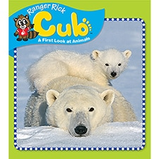 Ranger Rick Cub Magazine Feb/March 2017