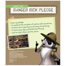 Ranger Rick Nature Notebook