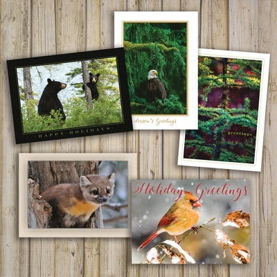 Trees for Wildlife Cards - 5 pack
