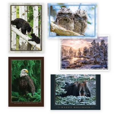Trees For Wildlife Cards