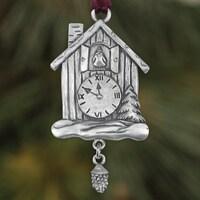 Cuckoo Clock Plant a Tree Ornament