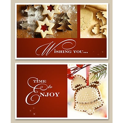 Holiday Goodies E-Card