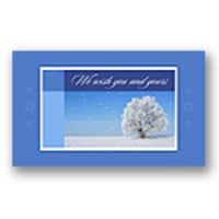 Peaceful Winter Wonderland E-Card
