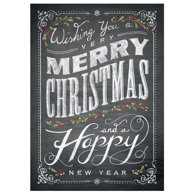 Old School Christmas Card   Card Shop NWF