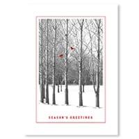 Winter Friends Card