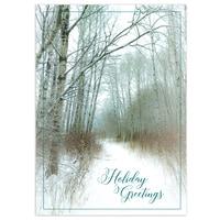 A Winter's Path Card