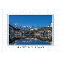Tahoe Reflection Card