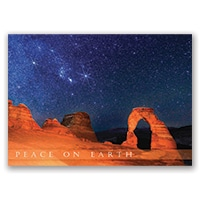 Arches National Park Card