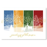 Change of the Seasons Card
