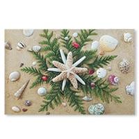 Seaside Stars Card