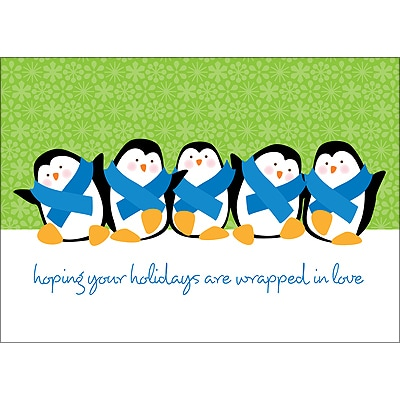 Penguin Pals - Blue Ribbon