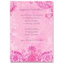 Filigree and Flourishes - Party Invitation