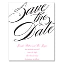 Elegant Script - Save the Date