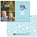 Jar of Joy Photo Card - Relay for Life