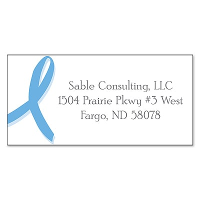 blue ribbon address labels acsgreetings org