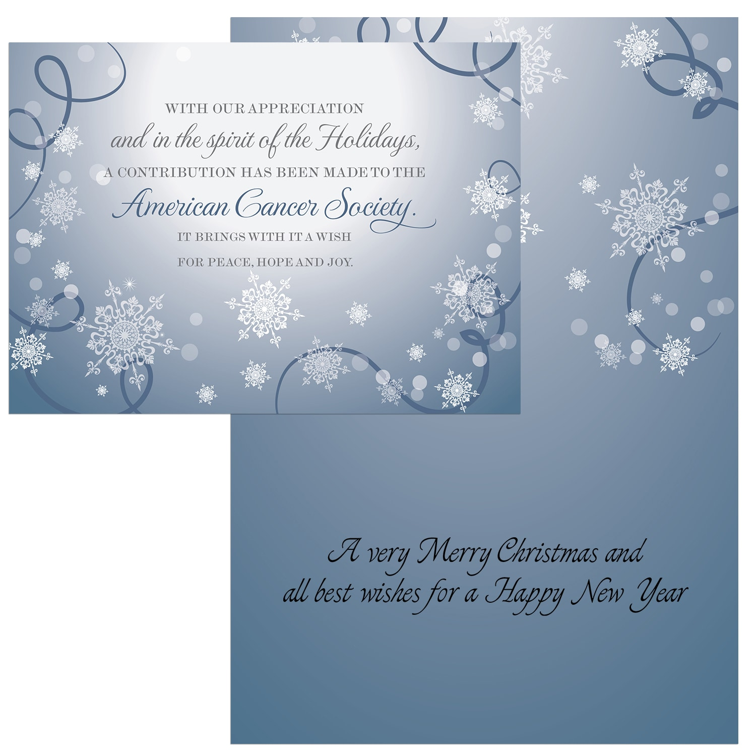 Sincere Hope | acsgreetings.org