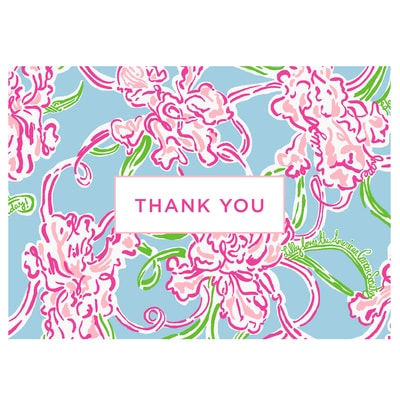 Lilly Pulitzer - Thank You Note