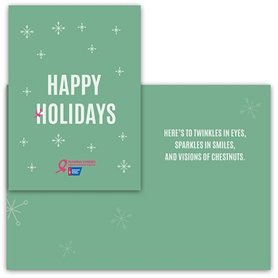 Happy Holidays - Making Strides