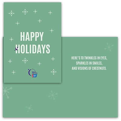 Happy Holidays - Relay for Life