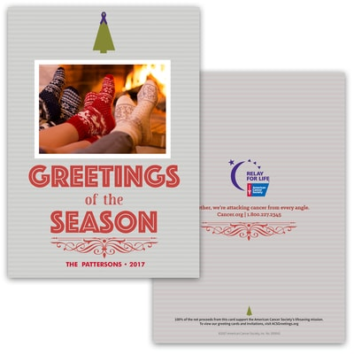 Greetings of the Season - Relay for Life - 1 Photo