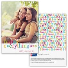 Everybody Celebrate Photo Card