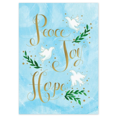 Hopeful Greetings