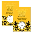 The Right Time - Bridal Shower Invitation