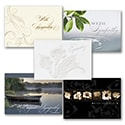 Sympathy Assortment Pack (25 Cards)