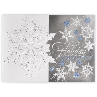 Subtle Snowflakes