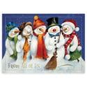 Charming Snowmen
