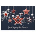 Patriotic Star Ornaments
