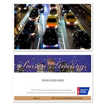 Carol of the Lights e-card