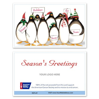 Happy Gathering E-Card