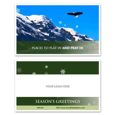 Nature's Strength E-Card