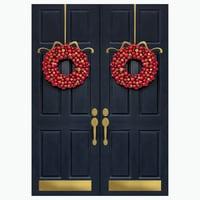 Portes festives