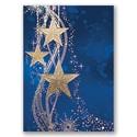 Étoiles et tourbillons festifs