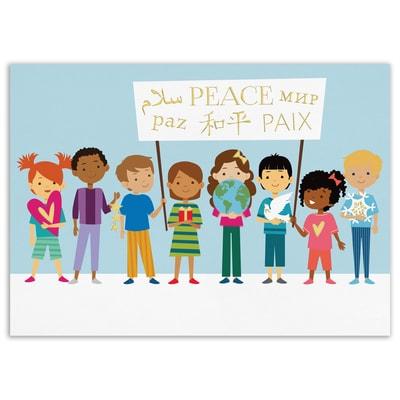 Répandre la paix