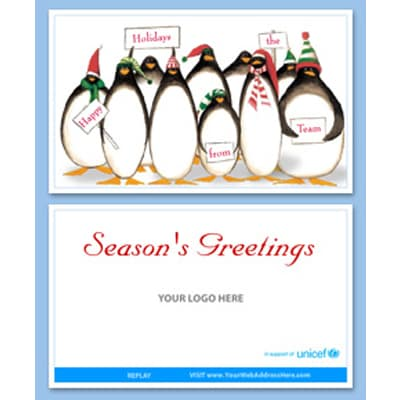 Happy Gathering E-Card