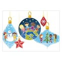 Children of the World Ornaments