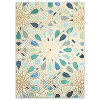 Watercolor Mosaic