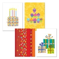 Bright Birthday Assortment Pack