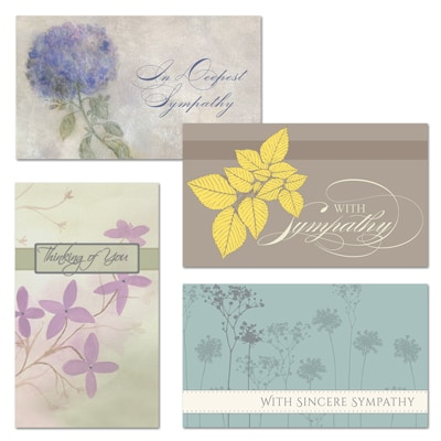 Sympathy Assortment Pack